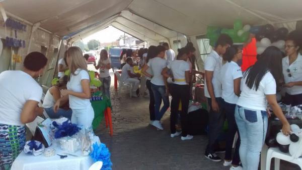 Ação social da FTC muda rotina do bairro São João, em Feira de Santana