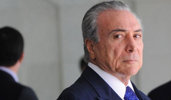 Há 'evidências' com 'vigor' de corrupção praticada por Temer, diz PF