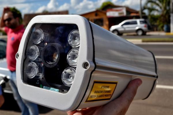 Radares OCR serão usados nas rodovias do estado