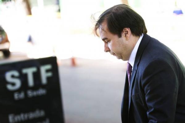 Cunha citará Rodrigo Maia em delação premiada, diz revista