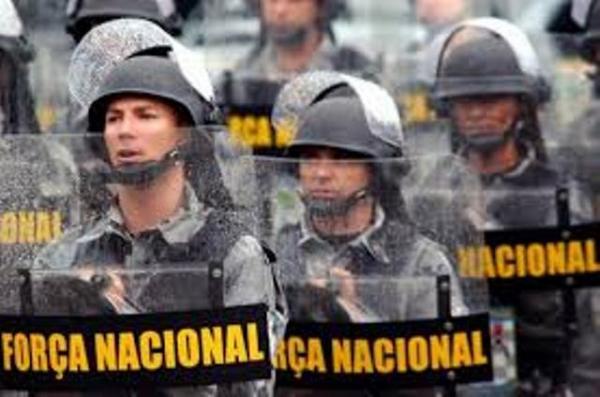Sem verba, Força Nacional pode perder 66% do efetivo