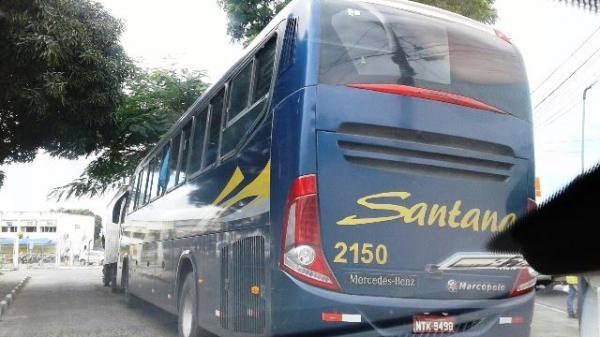 Passageiros que seguiam de Feira de Santana para Salvador são assaltados na BR-324