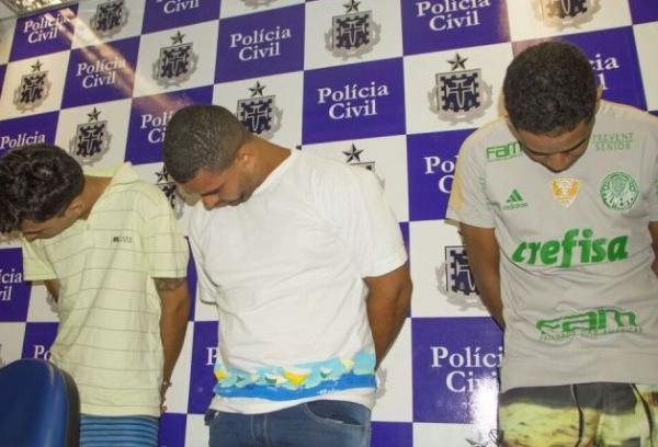 Polícia Civil prende pai de santo e mais 4 homens acusados de assassinato