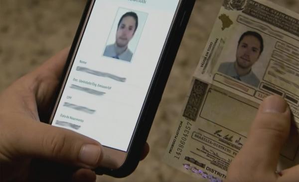 Governo aprova CNH digital que poderá ser levada em celular