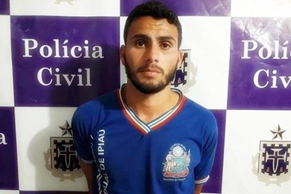 Filho é acusado de assaltar o próprio pai no interior da Bahia
