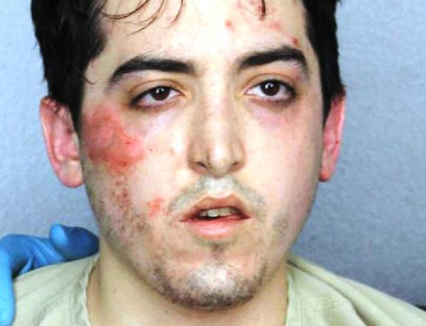 Americano é preso após roubar banco, fazer strip e jogar dinheiro pela rua