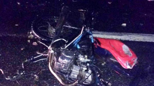 Três morrem em acidente na BR 116 Sul em Itatim