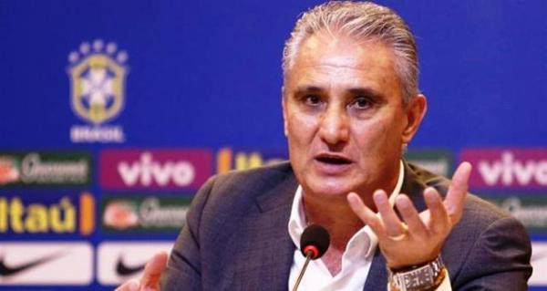 Tite convocará seleção no dia 10 para os jogos contra Equador e Colômbia