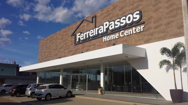 Espaço Gourmet do Ferreira Passos Home Center será inaugurado no dia 12