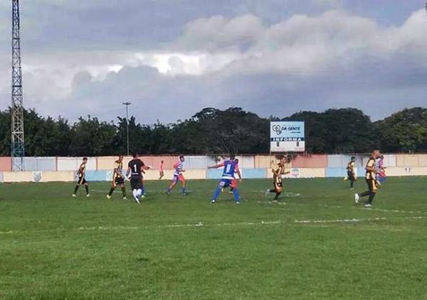 Futebol | Seleção de Santo Estevão perde de 3x1 para Santo Amaro
