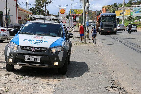Após morte de bandido, 600 policiais reforçam a segurança em Salvador e no interior