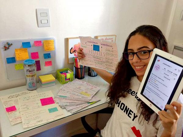 Enem | Técnica de mapas mentais vira febre entre estudantes no Instagram