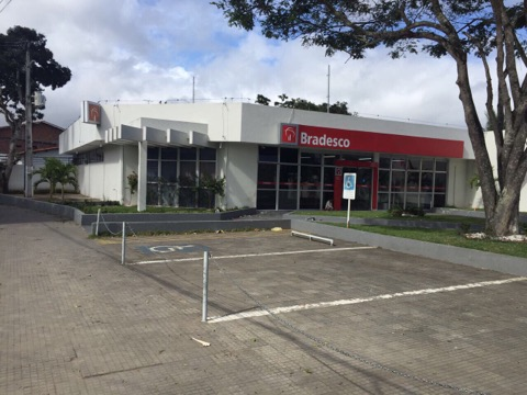 Santo Estevão | Polícia registra tentativa de assalto ao Bradesco