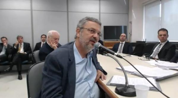Ex-ministro Palocci diz que Odebrecht pagou vantagens a Lula
