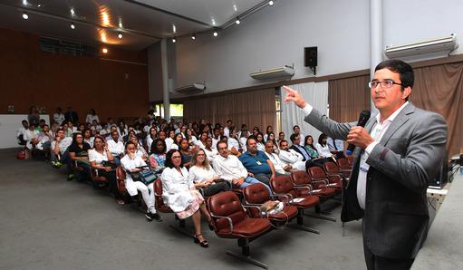 Hospital Geral Roberto Santos lança programa de transplantes de órgãos