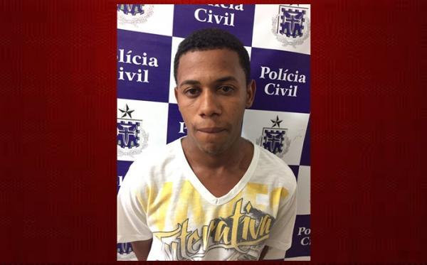 Santo Estevão | Homem é preso após apresentar nota fiscal de motocicleta falsificada durante abordagem policial