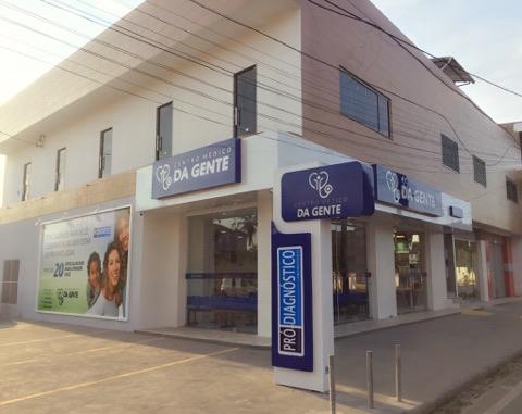Centro Médico da Gente será inaugurado nesta segunda (9), em Santo Estevão