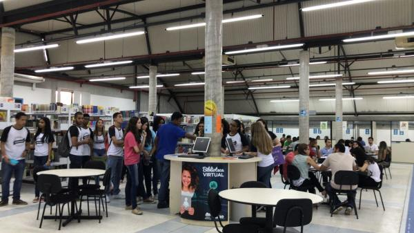 Estudantes do Colégio Padre Ovídio participam do Giro FTC