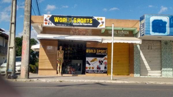 Santo Estevão | Conheça a World Sports: a loja completa de artigos esportivos