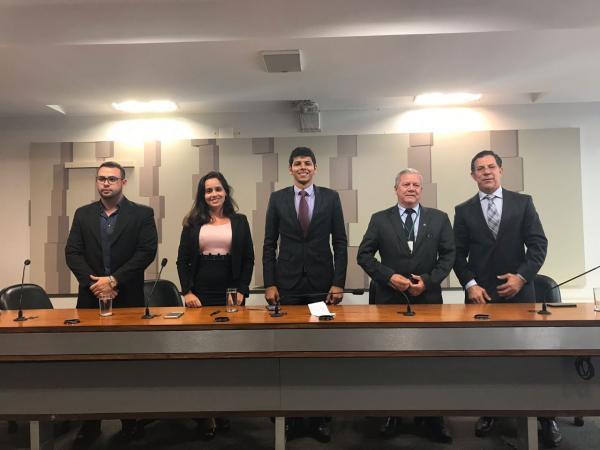 Bahia é destaque no Senado na II edição de Aula Magna