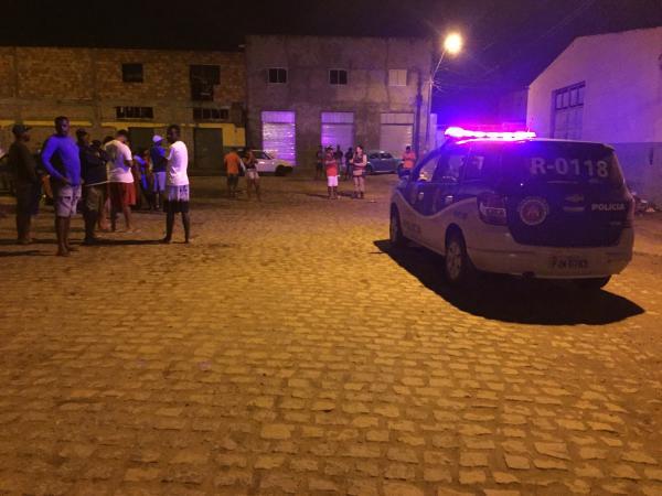 Mulher é assassinada pelo companheiro em Santo Estêvão