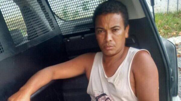 Homem é preso após assassinar ex companheira em Santo Estevão