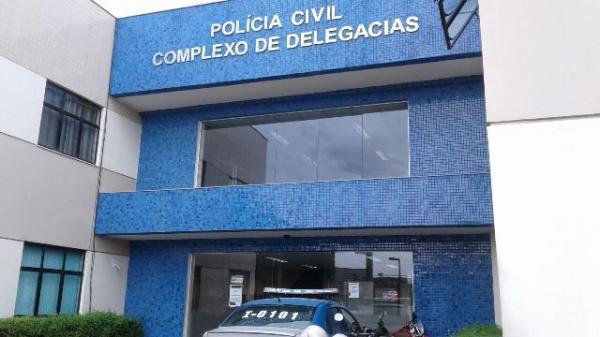 Polícia Civil prende acusado de estuprar a filha de 9 anos em Feira de Santana