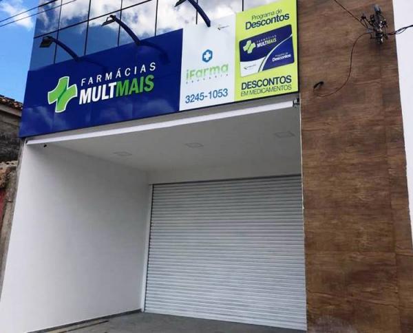 iFarma | Farmácias Multmais inaugura neste sábado (25), em Santo Estevão
