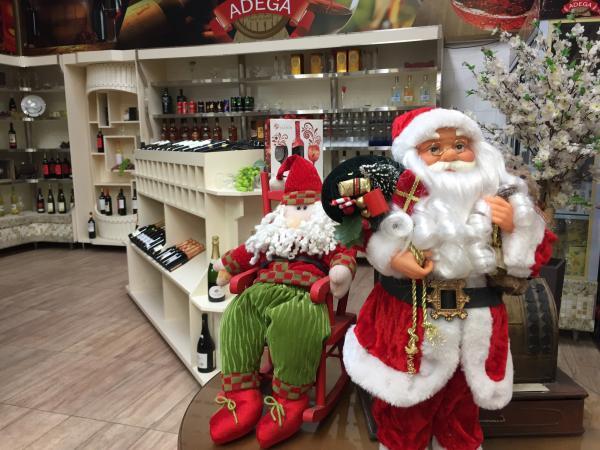 O Natal chegou no Supermercado Cabral; Confira as novidades