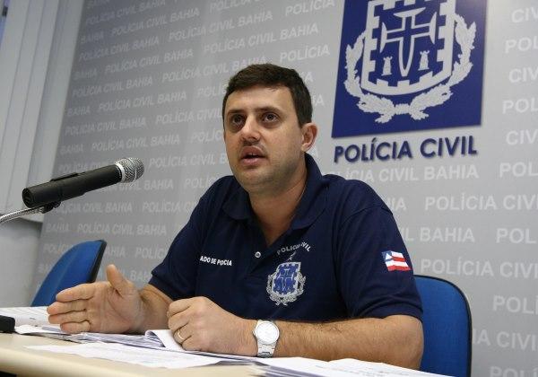 Justiça atende ação de Rodrigo Uzzum e delegado retorna para Feira de Santana