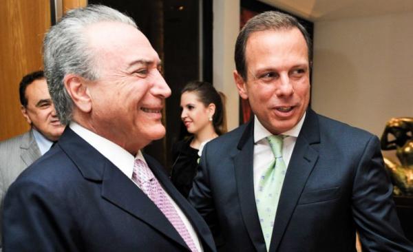 PMDB volta a cortejar Doria e acena com candidatura à Presidência