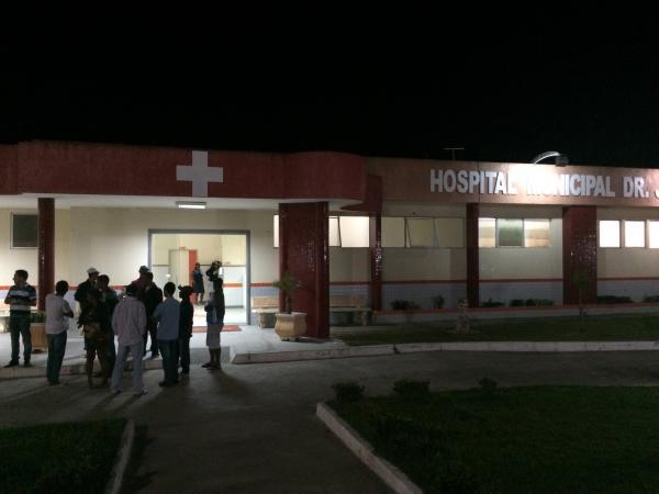 Mulher é baleada durante uma tentativa de assalto na zona rural de Santo Estevão