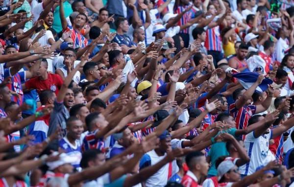 Bahia desafia o Cruzeiro para manter boa sequência em casa no Brasileirão