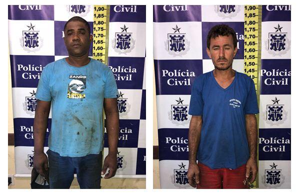 Santo Estevão | Dupla é presa com carro roubado